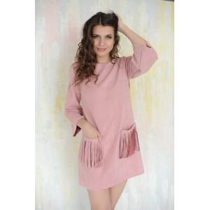 "Платье ""Замша"""